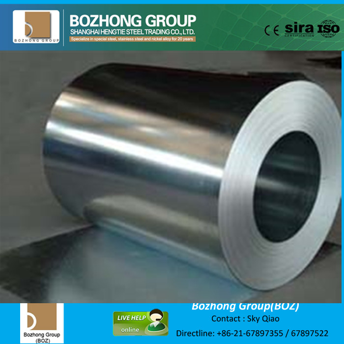 301 ,304 ,304L ,316 ,316L ,309 S,310 ,321 stainless steel coil