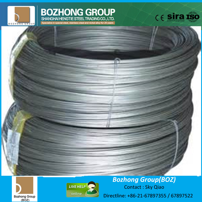 301 ,304 ,304L ,316 ,316L ,309 S,310 ,321 stainless steel wire
