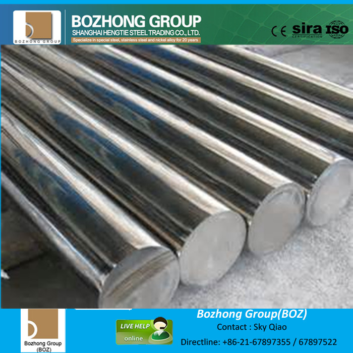 409, 409L, 410,410S,430 stainless steel bar