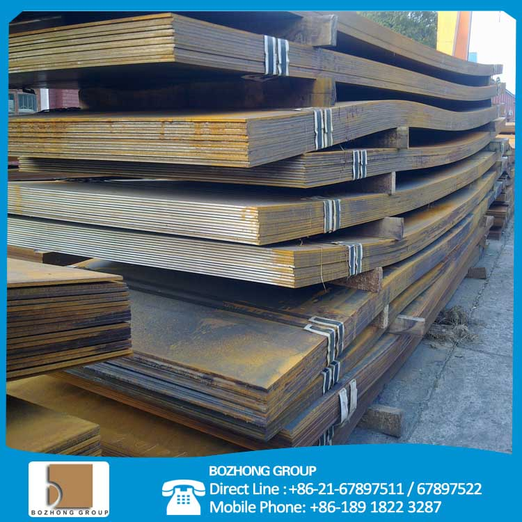 Ship building Steel Plate